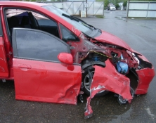 Salvage title car listed as a clean title no accident car