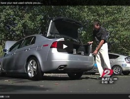 KATU PDXinspections used car inspection