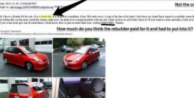 Finding a quality used car to buy on craigslist can come with its challenges